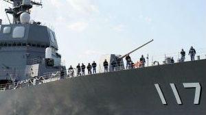 航母护卫?参加青岛阅兵的日本军舰到底什么来头