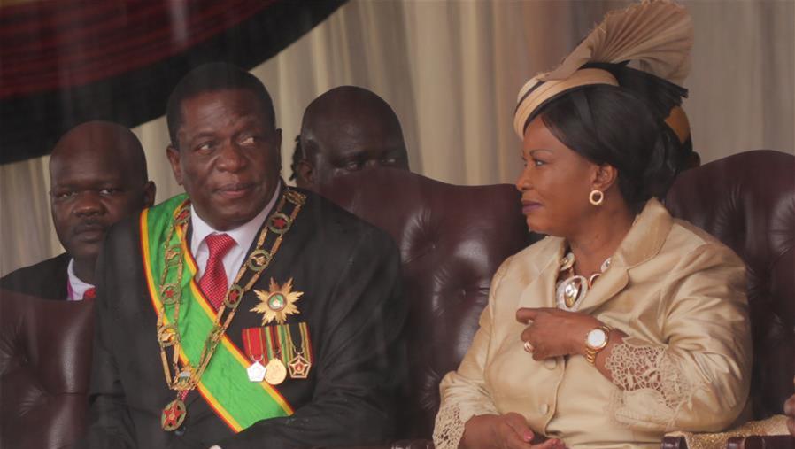 津巴布韦庆祝独立日