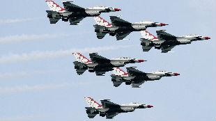 未来空战怎么打?美国空军对这五大变革充满期待——