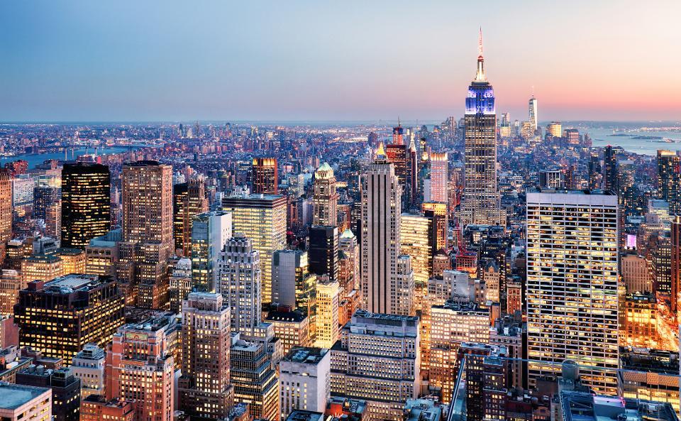 纽约市人口十多年来首次下降 美大城市出现人口外流趋势
