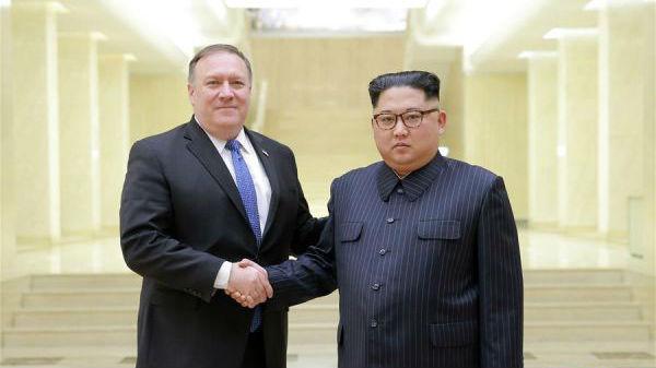 """""""我仍掌管这个团队""""!蓬佩奥拒绝朝鲜换人谈判要求"""