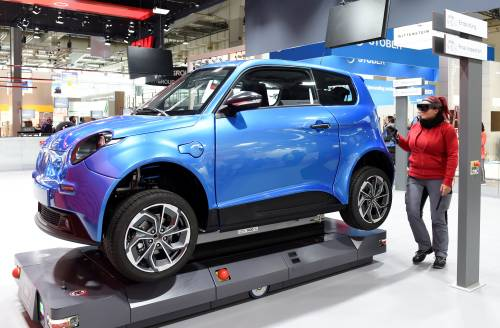 前景乐观!德国车企一致看好中国市场