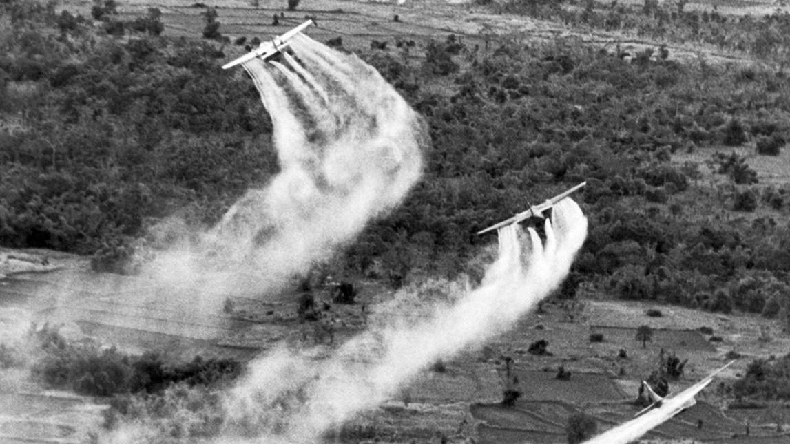 美国斥资1.8亿美元清理越战橙剂污染