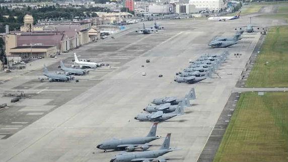 美空军欲在横田基地设立新指挥部