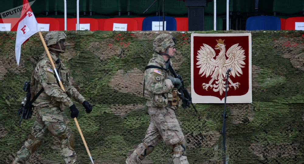 美驻华沙大使称美将扩大驻波兰军队人数