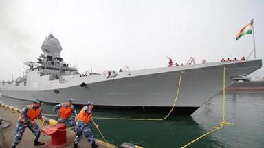 全精銳!海軍70周年閱艦式外軍戰艦掃描