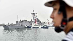 锐参考  中国海军庆生,外媒:这些国家居然都来了!
