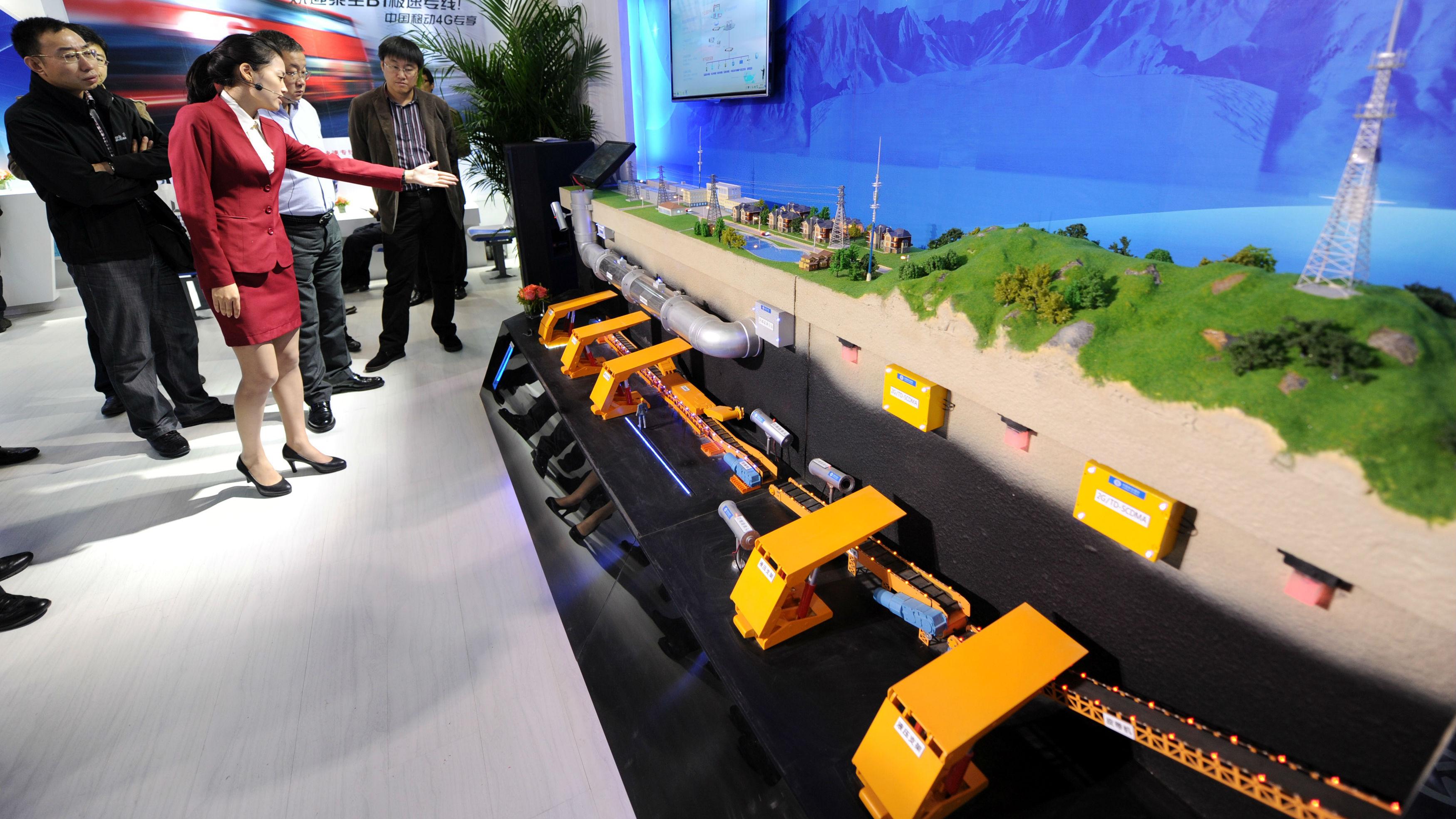 日媒:中国领先智慧城市竞争 日本已被甩在后面