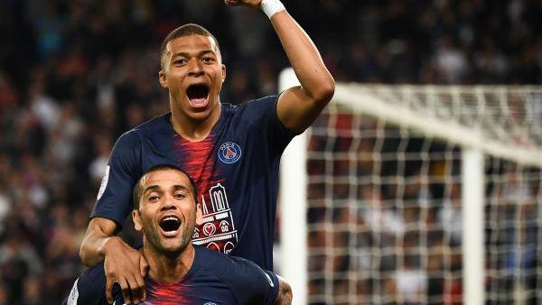 """三大主力合体!""""大巴黎""""提前五轮锁定法甲冠军"""