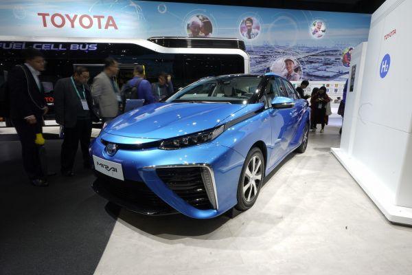 看准中国市场 丰田与北汽携手打出燃料电池车普及牌
