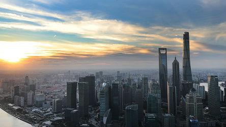加媒感叹上海注定要称雄全球:城市规划无与伦比