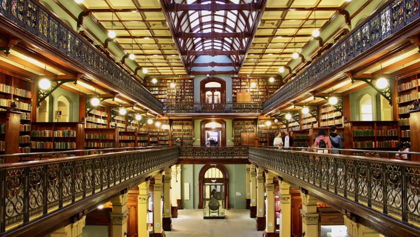 世界最美书店掠影