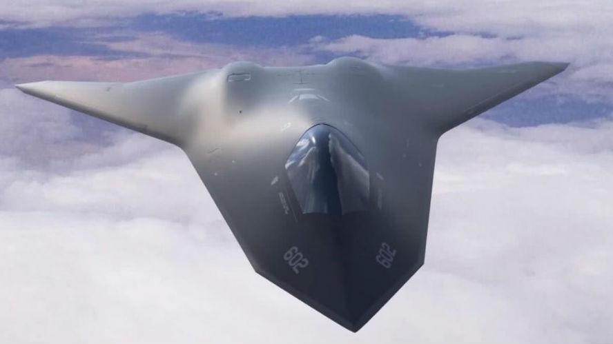 """美考虑研发""""穿透型""""制空战机 为突破对手两线作战"""