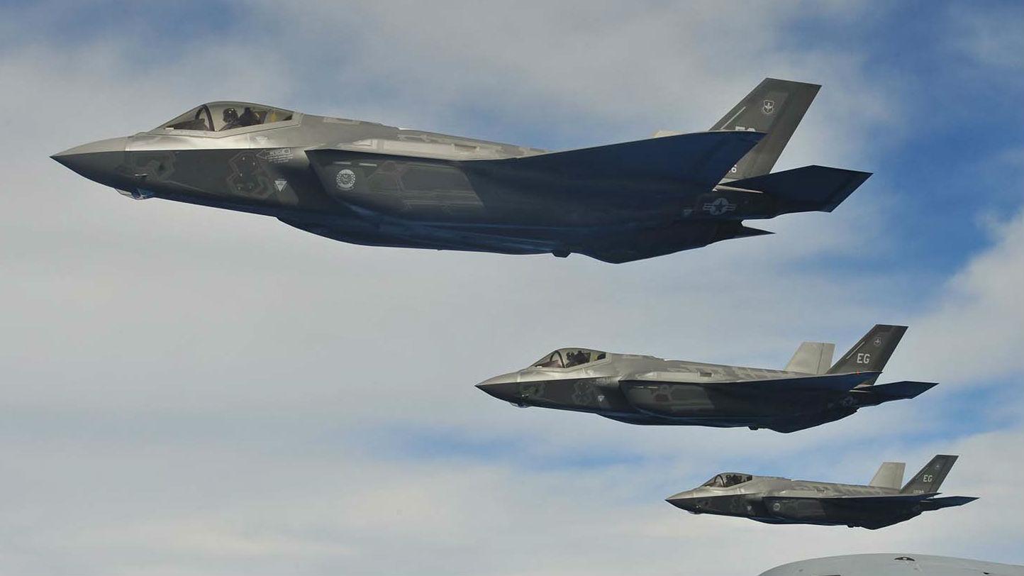不降反升!美军F-35隐身战机成本再涨220亿美元