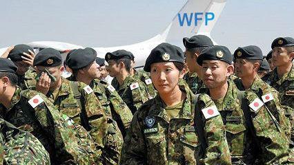"""日本新派自卫队人员赴中东 欲提升海外""""存在感"""""""