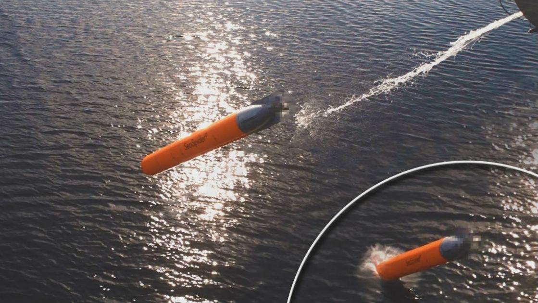 """德国研发""""海蜘蛛""""鱼雷 可大幅削减潜艇威胁"""