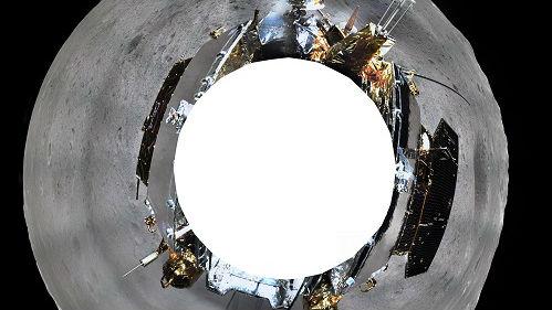 """嫦娥四号即将迎来在月""""第五天"""" 任务成果超出预期"""