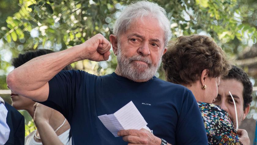 巴西前总统卢拉获得减刑