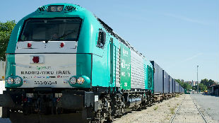 """""""一带一路""""双城记   义乌与马德里:丝路列车让""""世界超市""""直通欧洲"""