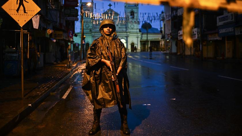 斯里蘭卡政府將連環爆炸遇難人數下調約百人