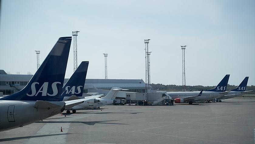 北欧航空大?#23637;?#23548;致数万乘客滞留