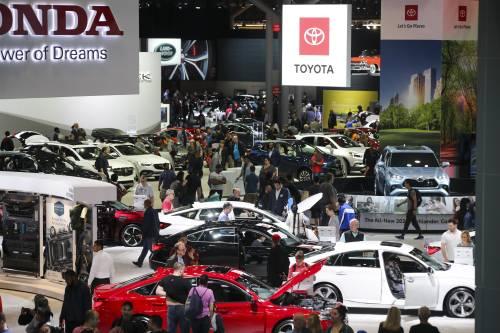 全球汽车巨头一季度业绩低迷 冀望下半年