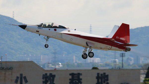 日媒:美英愿售日本机密技术 以参与日未来战斗机研发