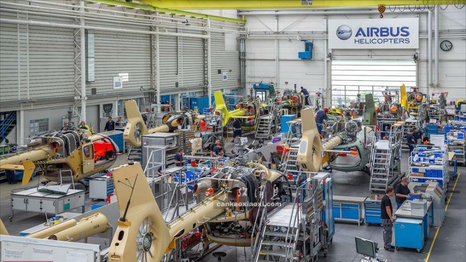 空客公司在中国青岛建工厂 可年产18架H-135直升机