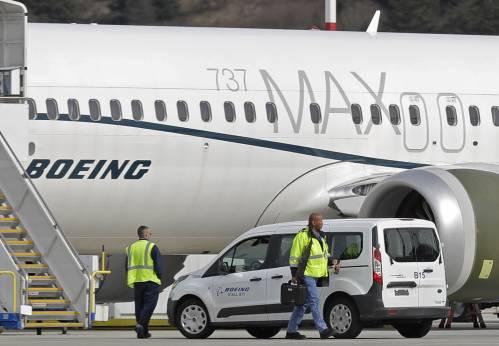 停飞737MAX后损失惨重 航空公司:将把账单寄给波音