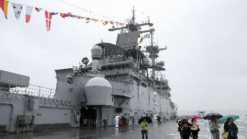 美军又派军舰通过台湾海峡 中方这样回应——