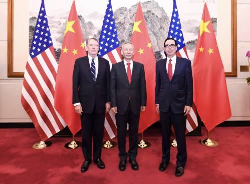 """境外媒体:中美经贸磋商待议""""最后细节"""""""
