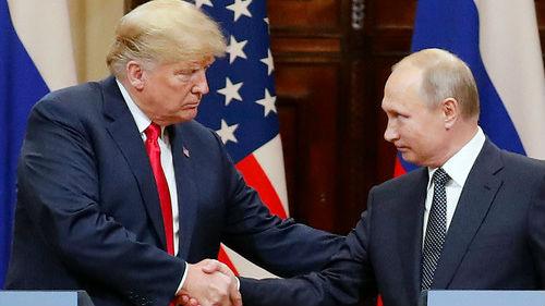 外媒:特朗普与普京进行超长通话 涉及诸多焦点话题