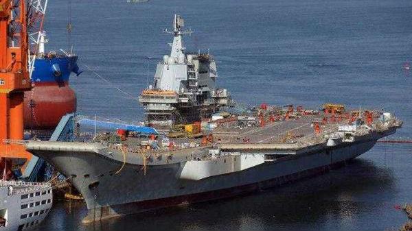 美媒分析:中国海军正在赶上美国吗?