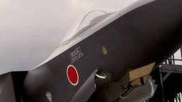 美军高官称已发现坠海F-35残骸