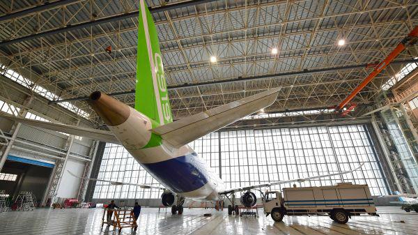 """西媒:中国C919客机有""""绝招"""" 将打破美欧两强垄断"""