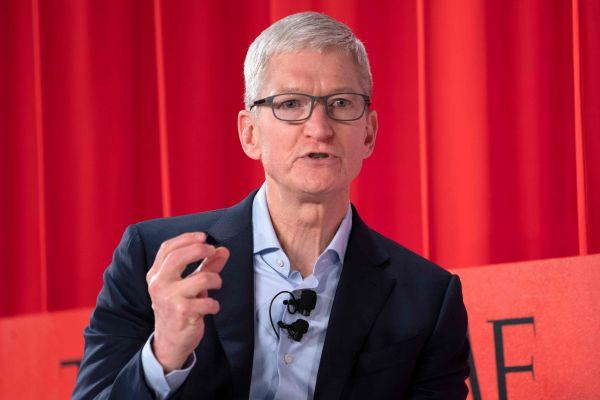 闷头买买买 苹果平均两三周就收购一家公司