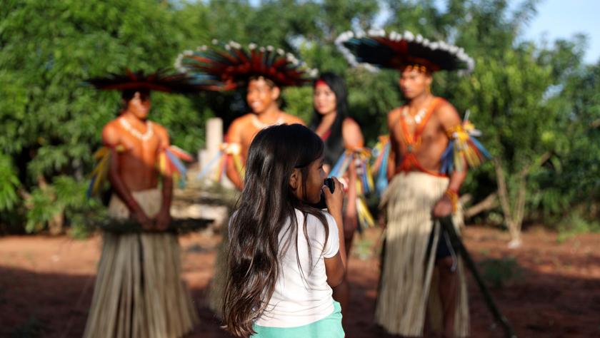 原始村落过上现代化生活——记巴西印第安村民与中国公司的故事