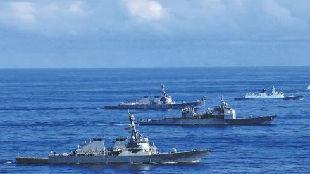 中美需通过深层对话寻求理解——专访美国前太平洋舰队司令斯威夫特