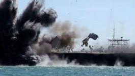 """美航母赴中东开展""""威慑之旅"""" 伊朗""""航母杀手""""战力引关注"""