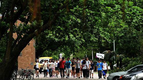 台媒:大陆名校吸引台湾学生 台当局却开罚教育中介