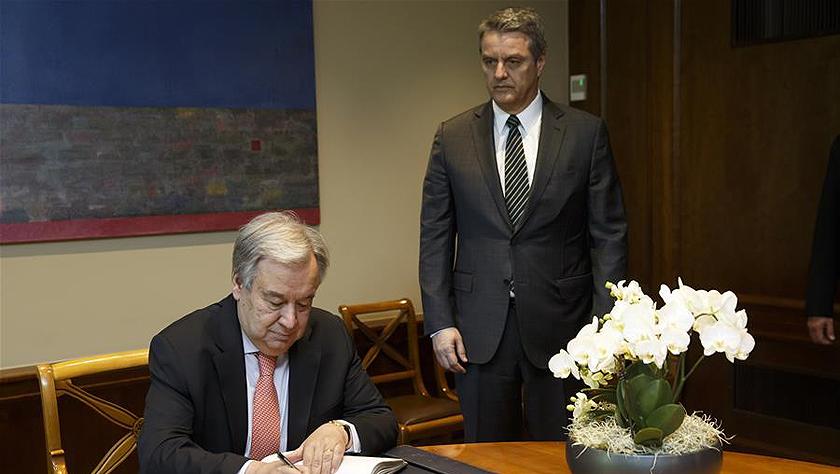 联合国秘书长强调通过多边对话与合作解决贸易冲突