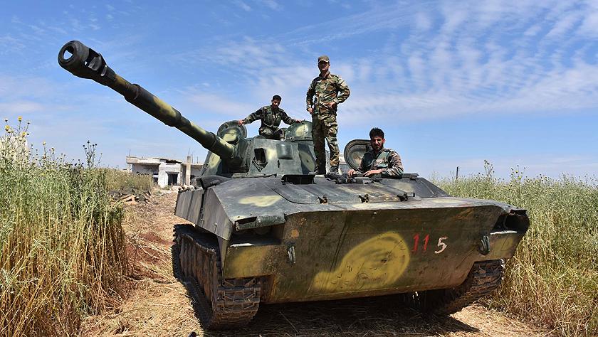 叙利亚军方攻至反对派武装大本营伊德利卜省省界