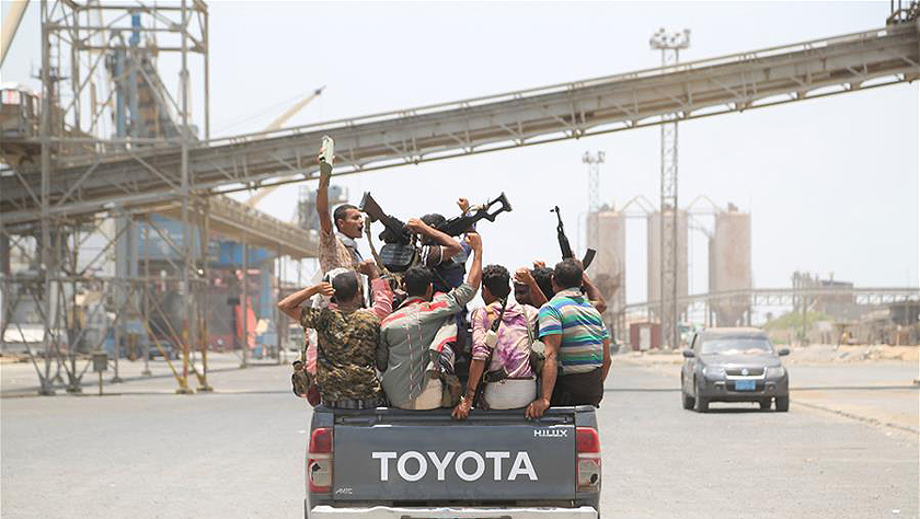 也门胡塞武装称开始从港口撤军