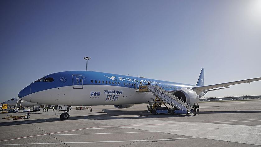 北京大兴国际机场开始真机验证