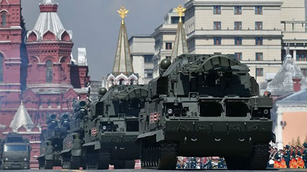 军情锐评:广告效果出众!俄胜利日阅兵超8成武器拥实战经历