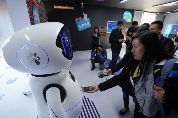 中国AI发展存在短板 业内三强各有亮点
