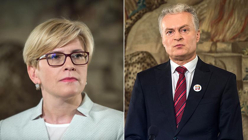 立陶宛总统选举首轮投票未决出胜者