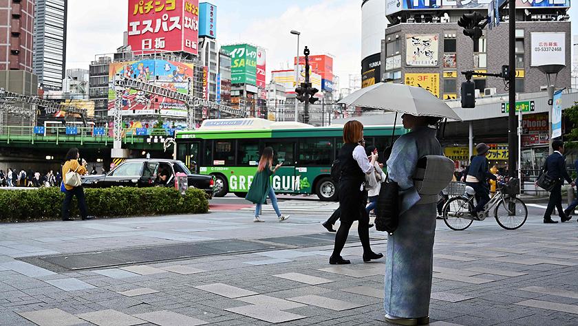 """日本6年多来首次将经济基本情况判断下调至""""恶化"""""""