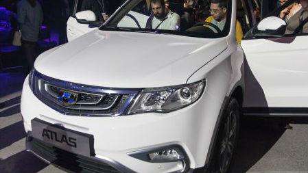出海记 一季度中国汽车在俄销售增长25% 这四个品牌最受欢迎——