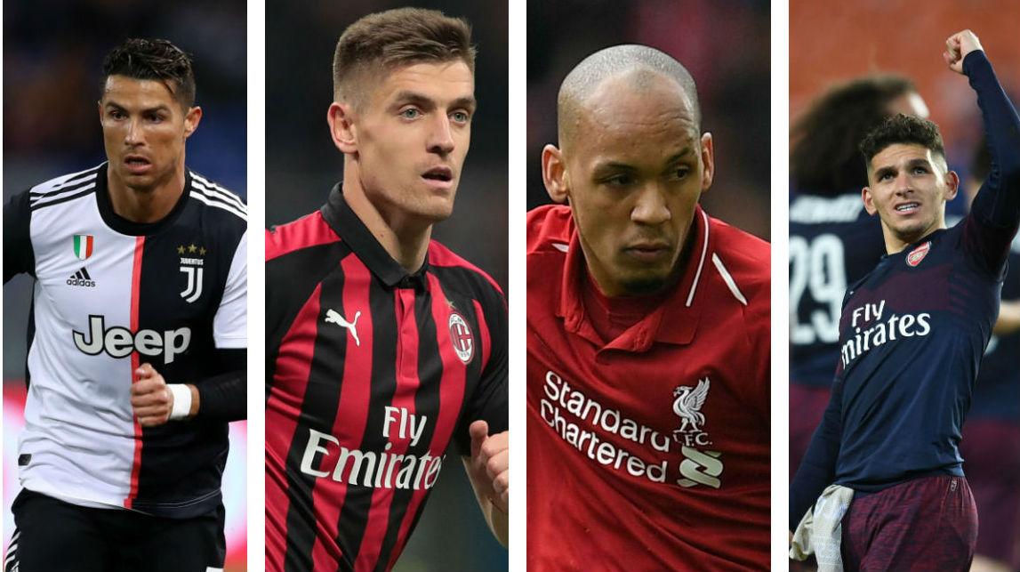 从C罗到阿利松 谁是本赛季足坛最有价值转会球员?